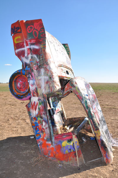 Cadillac Ranch, Texas: A Case of Mistaken Identity  Cadillac Ranch, Texas: A Case of Mistaken Identity  Cadillac Ranch, Texas: A Case of Mistaken Identity  Cadillac Ranch, Texas: A Case of Mistaken Identity