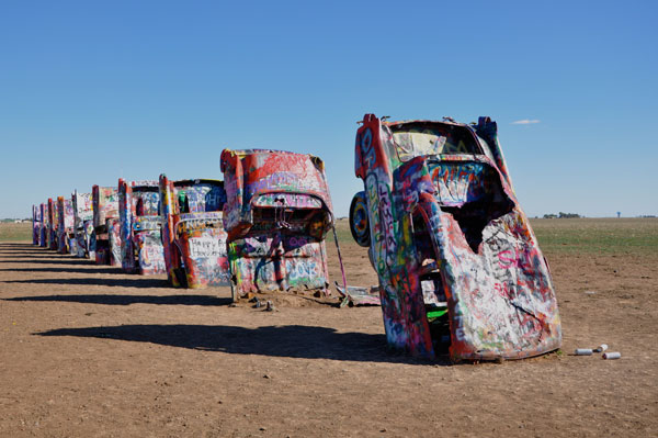 Cadillac Ranch, Texas: A Case of Mistaken Identity  Cadillac Ranch, Texas: A Case of Mistaken Identity  Cadillac Ranch, Texas: A Case of Mistaken Identity