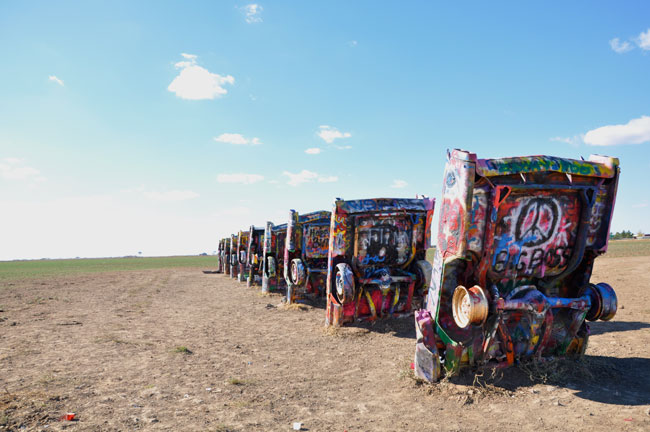 Cadillac Ranch, Texas: A Case of Mistaken Identity  Cadillac Ranch, Texas: A Case of Mistaken Identity