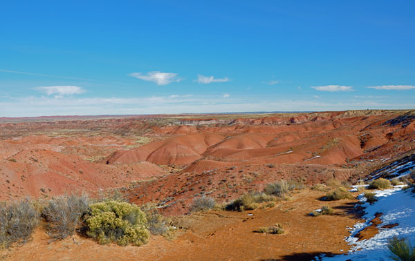 The Painted Desert: Fantasy and Fact  The Painted Desert: Fantasy and Fact