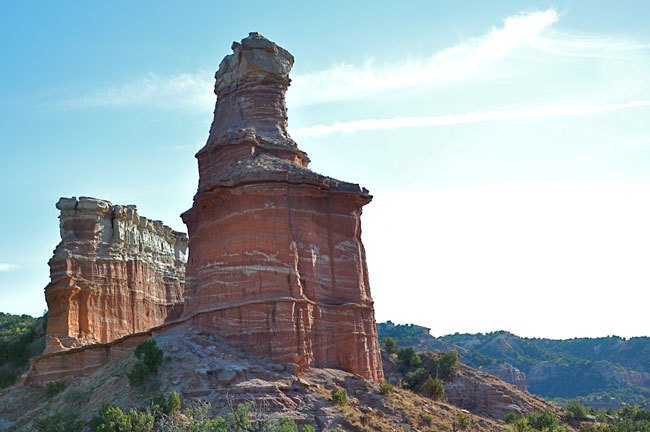 Palo Duro Canyon, Texas: Where I Did Not Earn My Hiking Badge