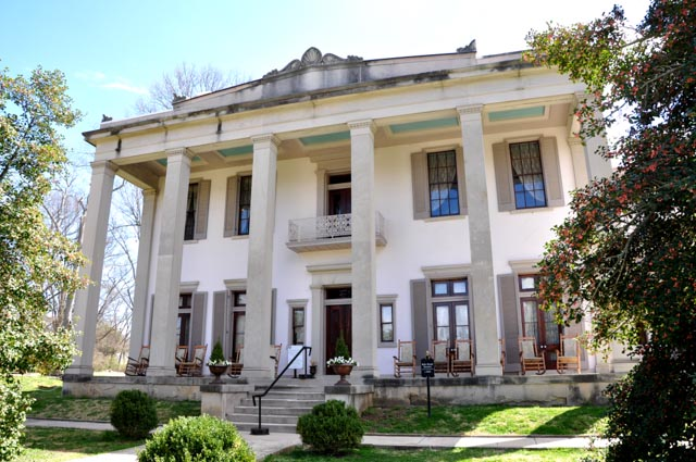 Subterfuge at Belle Meade Plantation in Nashville