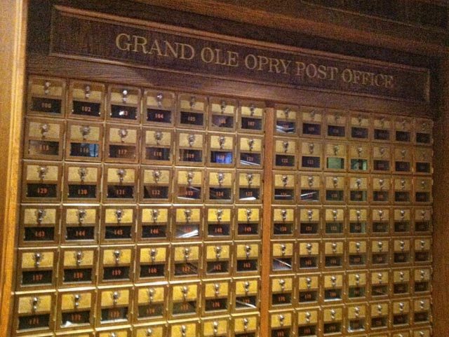 Getting My Country On at the Grand Ole Opry