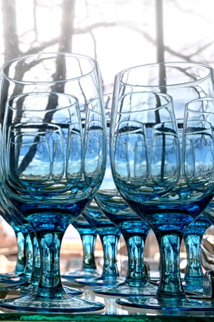 Photo of the Day: Wine Glasses