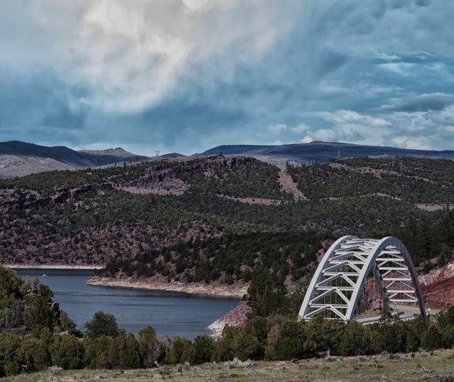 Flaming Gorge, UT
