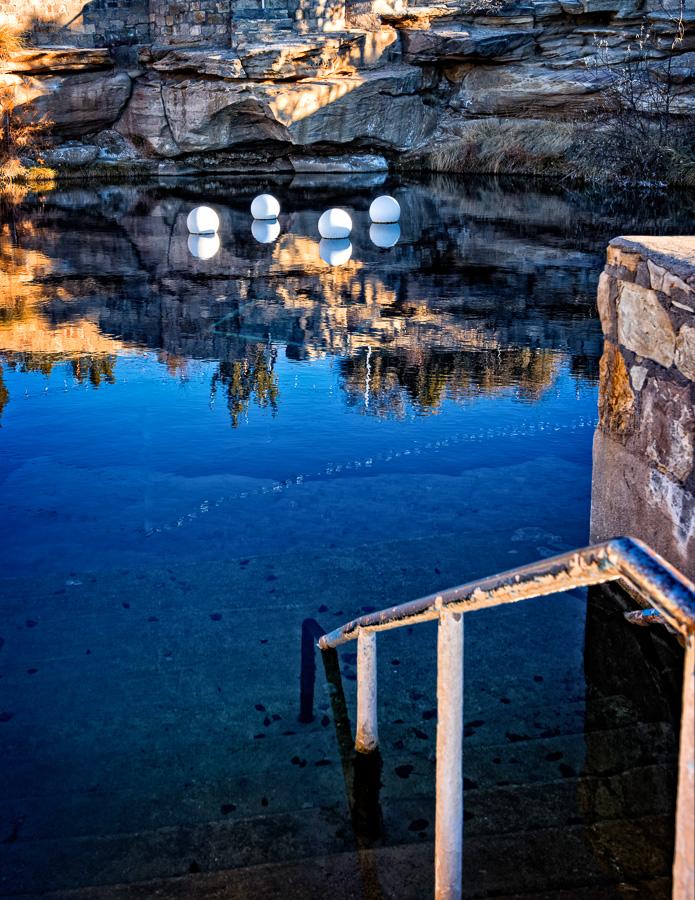 New Mexico's Blue Hole