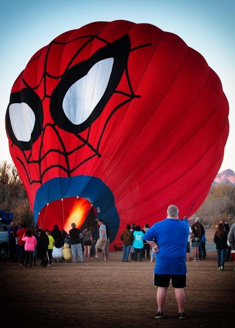 Rallying for Balloons