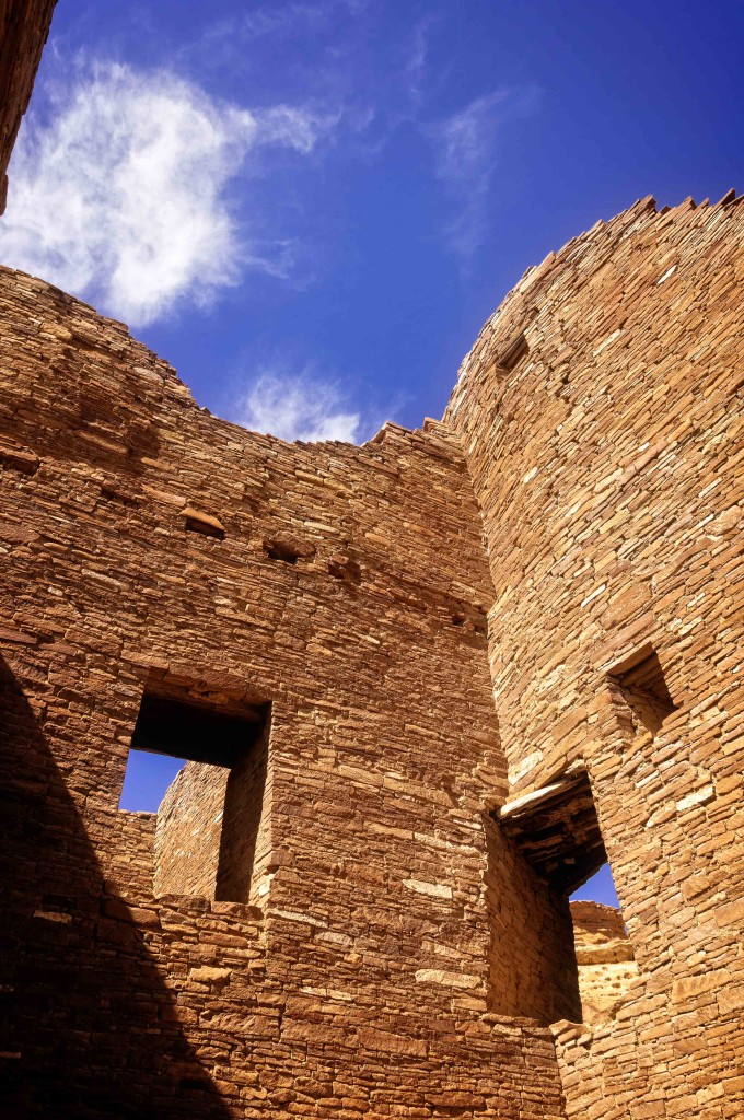 Chaco Canyon, New Mexico  Chaco Canyon, New Mexico